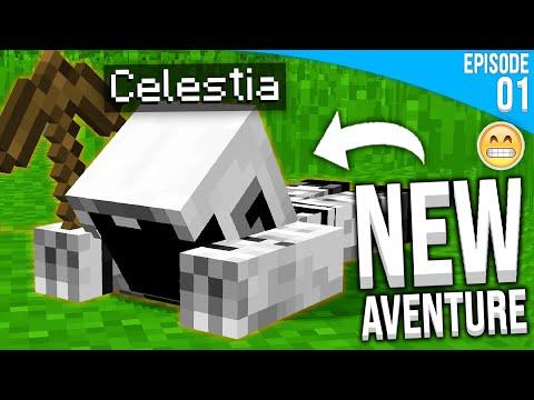 JE SUIS NUL A MINECRAFT... - Episode 1 | Celestia thumbnail