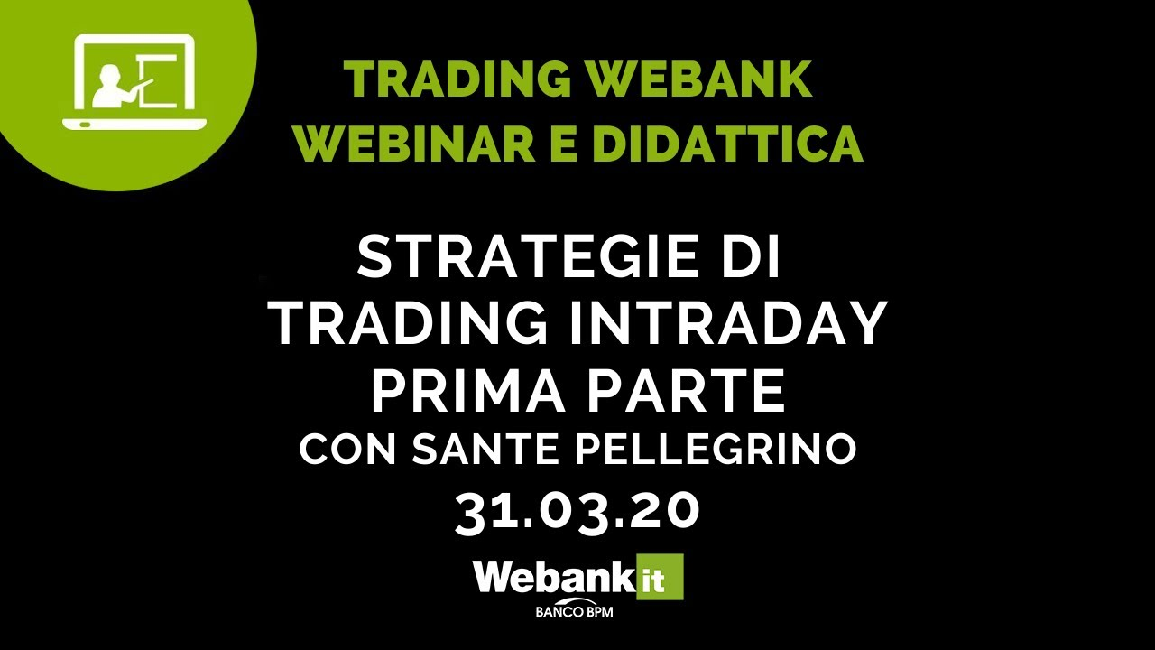 strategie di trading intraday