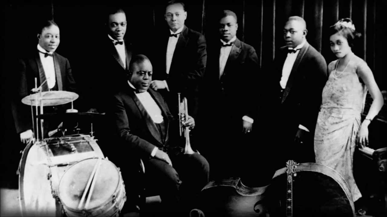 King oliver's creole jazz band snake rag