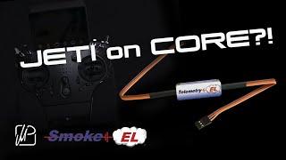Telebridge For Jeti Telemetry On Powerbox Core Radio