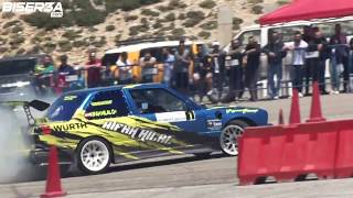 Kifah Hilal - BMW E30 - 1st Drift 2017 2017 Video