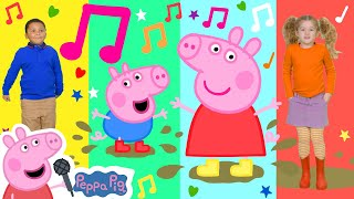 Peppa Pig Official Channel 🌟 Festival Fun!  🎵 Peppa Pig My First Album 9#