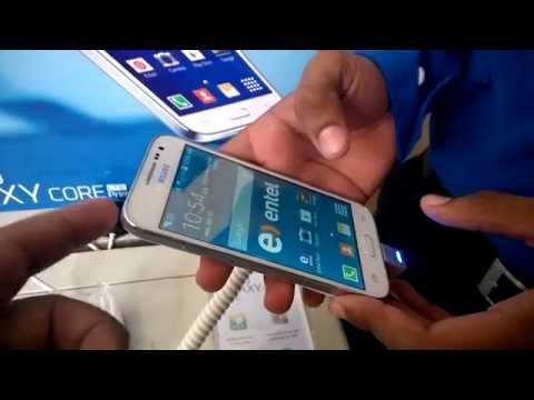 Caracteristicas del Samsung Galaxy Core Prime de Entel Perú