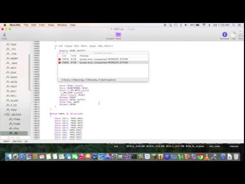 How To Fix Code 6126 Syntax Error PARSEOP_STORE DSDT