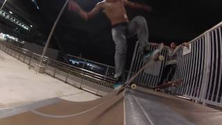 Download Video fun skating at kallang skatepark singapore MP3 3GP MP4