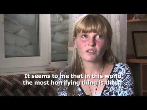 Ukraine's Frozen Childhoods: Dasha's Story
