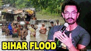 Aamir Khan Reaction On Bihar Flood 2017