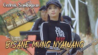 Download versi Jaranan - BISANE MUNG NYAWANG  ~ Era Syaqira       Rakha Gedruk Samboyoan