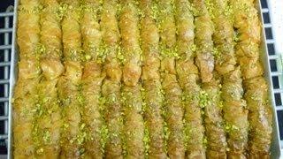 Rezept: Gerollte Baklava | Ahmet Kocht | türkisch kochen | Folge 31