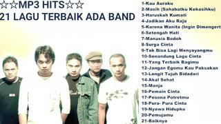 Mp3 Hits - 21 Lagu Terbaik Ada band