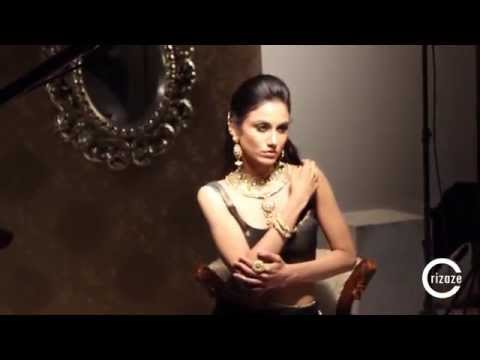 Behind the Scenes Ecstasy Jewellery Shoot