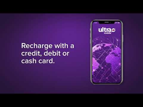 How To Recharge Your Ultra Mobile Account