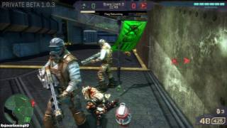 Starhawk - Starhawk 'Beta GAME #1: CTF [Space] TRUE-HD QUALITY