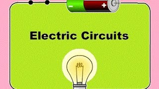 Electrical Circuits - Series and Parallel -For Kids