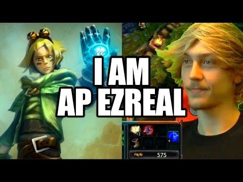 Siv HD - I AM AP EZREAL (字幕!)