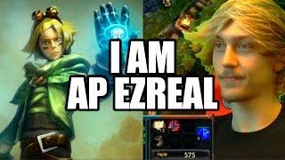 Repeat youtube video Siv HD - I AM AP EZREAL (字幕!)
