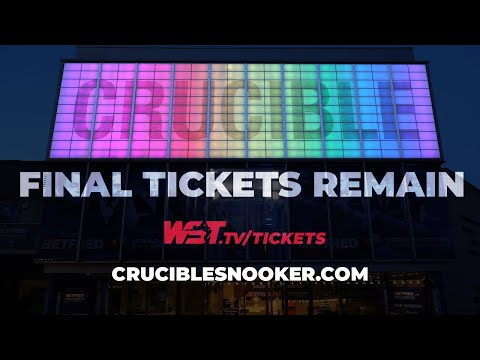 🎟 World Championship FINAL Tickets Remain! | 2021  World Championship