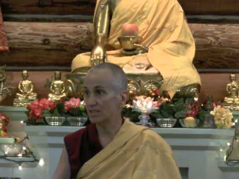 October 2009 Praising Great Compassion Retreat #7