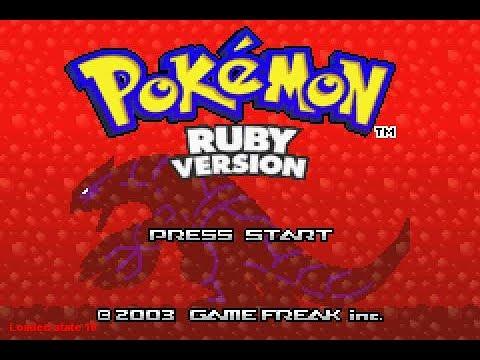 Pokemon Ruby Ep. 23: Routes 105, 106 & 107