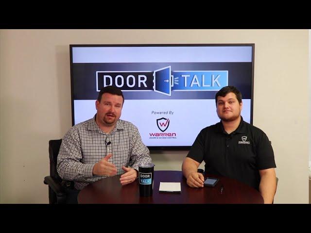 Tech Talk: Access Control Solutions - Part 5