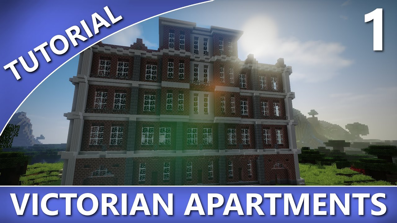 Minecraft Apartment Tutorial