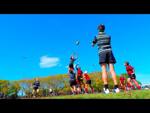 Brisbane Boys College 13A : Undefeated 2017