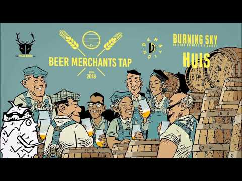 Beer Merchants Collab #7 HUIS (Burning Sky x Wild Beer Co x Duration)
