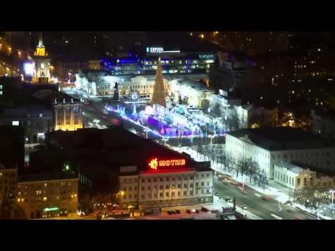 А вы были в Екатеринбурге зимой?