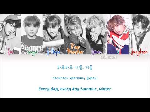 BTS (방탄소년단) - 'Best Of Me' (feat. The Chainsmokers) [Color Coded Han|Rom|Eng lyrics]