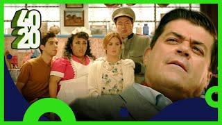 40 y 20, C7 | ¿Paco pierde la memoria? | T5 | Distrito Comedia