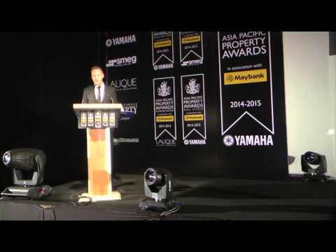 Interview with Dato' Dr. Eng Wei Chun -  The Asia Pacific Property Awards 2014