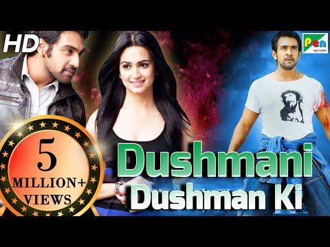 Dushmani Dushman Ki | Chirru | Full Action Hindi Dubbed Movie | Chiranjeevi Sarja, Kriti Kharbanda