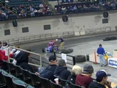 Race Indoor midget