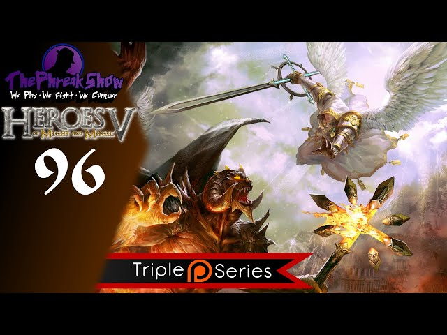 Let's Play Heroes Of Might & Magic V - Part 96 - No One Said This Would Be Easy!