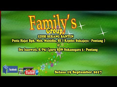 Live FAMILY'S GROUP