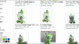 celebi voice of the forest