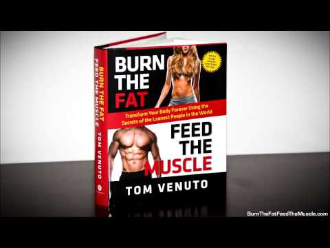 Burn The Fat Feed The Muscle Hardcover Book Podcast