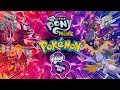 Pokémon VS. My Little Pony: Equestria Girls - SEE HOW WELL THEY SYNC!