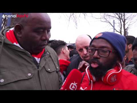 West Brom 3 Arsenal 1| I Will Always Support Arsene Wenger says TY