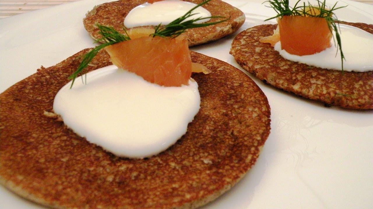 Kuliner khas Rusia - Bliny