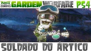 Plants vs. Zombies Garden Warfare - Soldado do Ártico