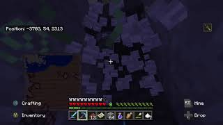 Me And AngellsNotTrash Fail At Finding Treasure | Minecraft | (1)