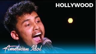 aRTHUR GUNN FROM NEPAL TO HOLLYWOOD - AMERICAN IDOL 2020 (REACTION!!)