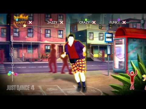 DJ Fresh - Gold Dust  | Just Dance 4 | DLC Gameplay