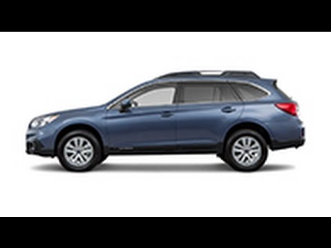2017 Subaru Outback Premium You