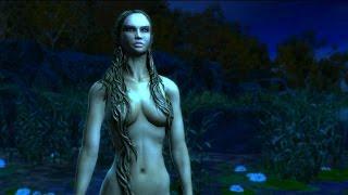 Владычица озера: Геральт отодрал богиню (Неправильный Пиревод | Ведьмак 1) [RUS SUBS]