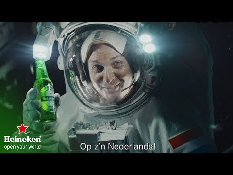 The new dutch Heineken commercial explains the northern light.