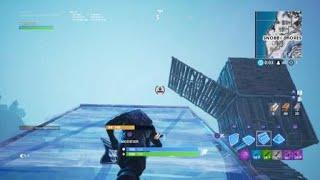 Fortnite Battle Royale clip. Chance où skill?