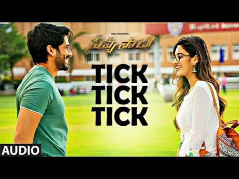Savyasachi @Tick tick tick video song# Naga Chaitanya, Nidhi Agarwal, MM Keeravani