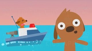 Kids Explore Sea with Sago Mini Boats - Funny Ocean Adventure for Children
